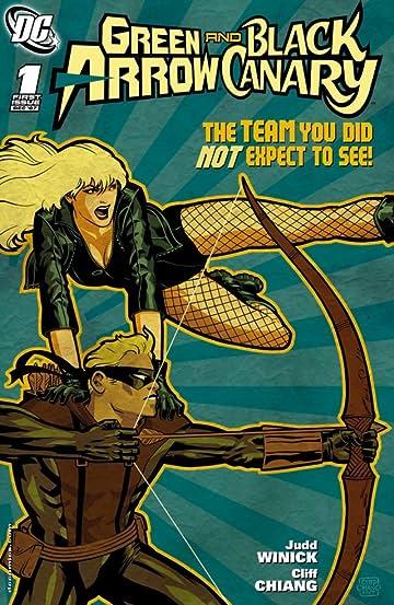 Green Arrow and Black Canary (2007-2010) No.1