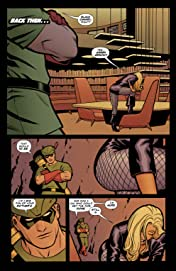 Green Arrow and Black Canary (2007-2010) #1