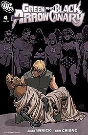 Green Arrow/Black Canary (2007-2010) #4