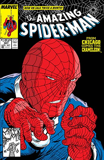 Amazing Spider-Man (1963-1998) #307