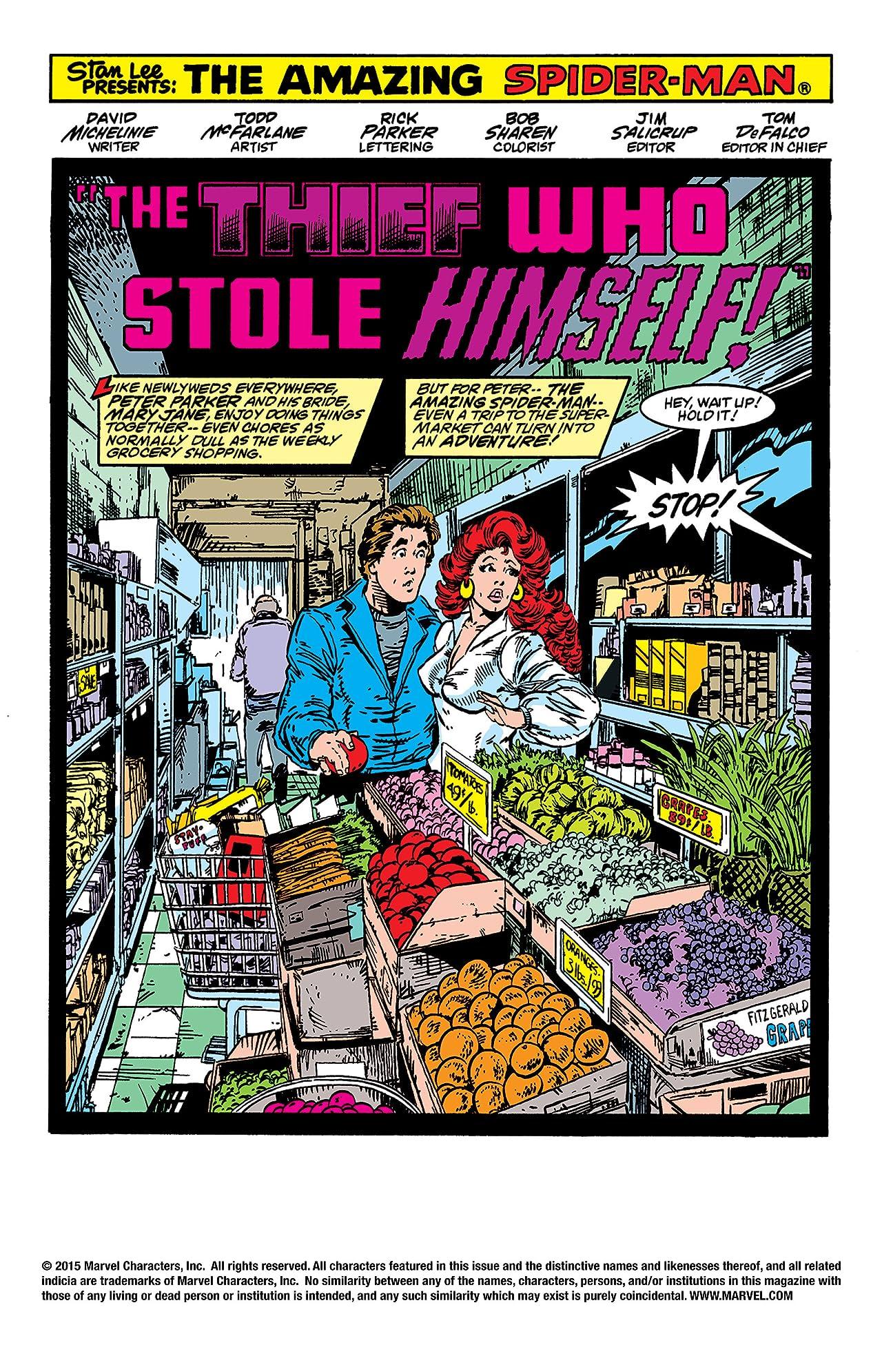 Amazing Spider-Man (1963-1998) #307