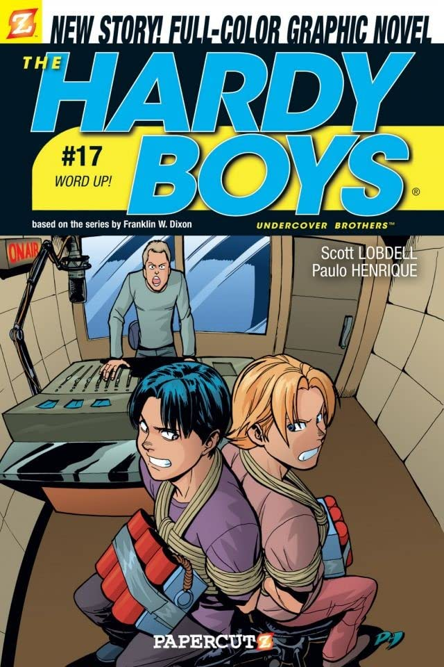 The Hardy Boys Vol. 17: Word Up!