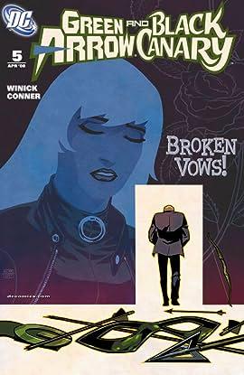 Green Arrow and Black Canary (2007-2010) #5