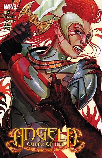 Angela: Queen of Hel (2015-2016) #3