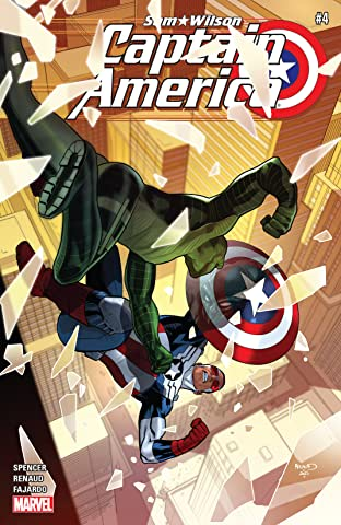Captain America: Sam Wilson (2015-2017) #4