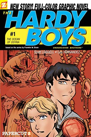 The Hardy Boys Vol. 1: The Ocean of Osyria