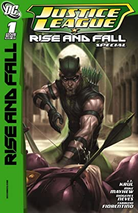 Justice League: Rise and Fall Special