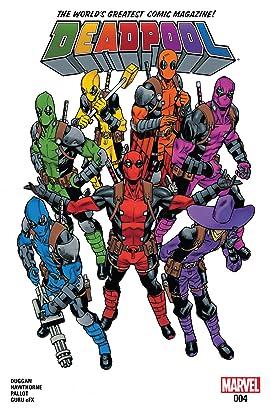 Deadpool (2015-2017) No.4