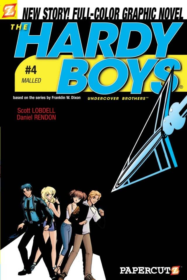 The Hardy Boys Vol. 4: Malled