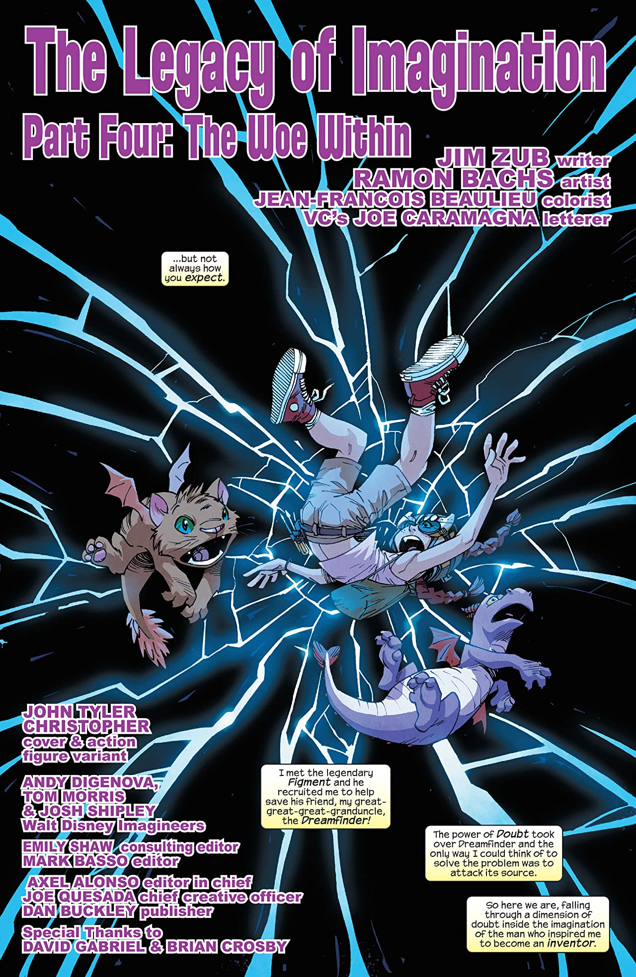 Figment 2 #4 (of 5)
