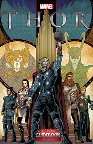 Guidebook to the Marvel Cinematic Universe #1: Marvel's Thor