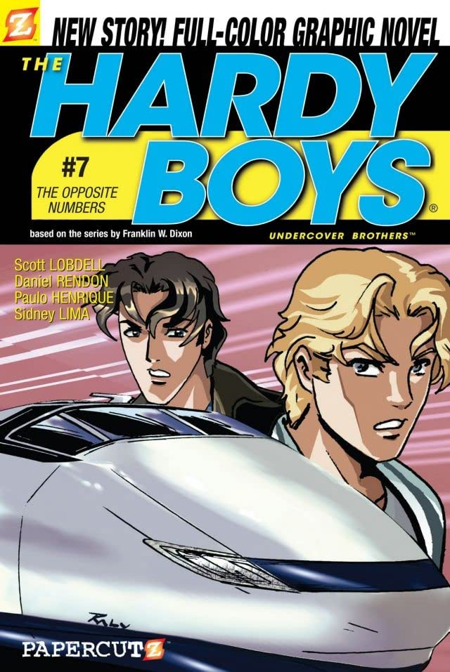 The Hardy Boys Vol. 7: Opposite Numbers