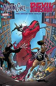 Moon Girl and Devil Dinosaur (2015-) #2