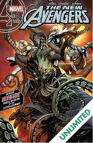 New Avengers (2015-2016) #4