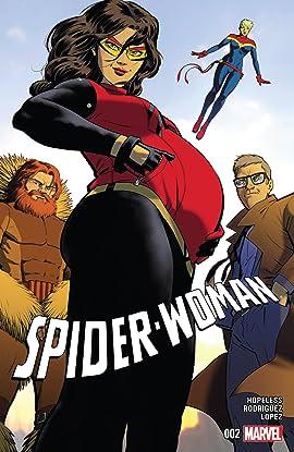 Spider-Woman (2015-2017) #2
