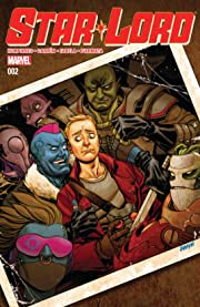 Star-Lord (2015-2016) #2