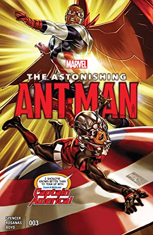 The Astonishing Ant-Man (2015-2016) #3