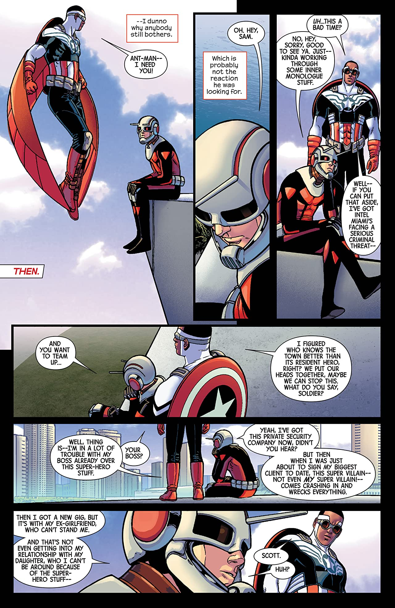 The Astonishing Ant-Man (2015-2016) #3
