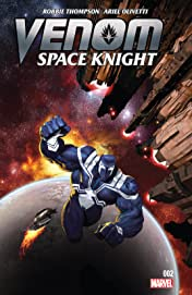 Venom: Space Knight (2015-2016) #2