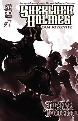 Sherlock Holmes: Steam Detective - The Five Napoleons #1