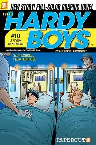 The Hardy Boys Vol. 10: A Hardy's Day Night