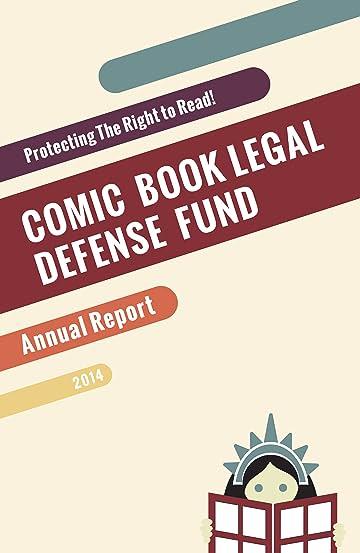 CBLDF Annual Report 2014