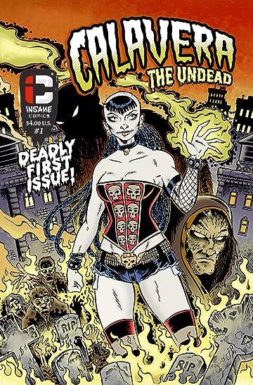Calavera The Undead #1