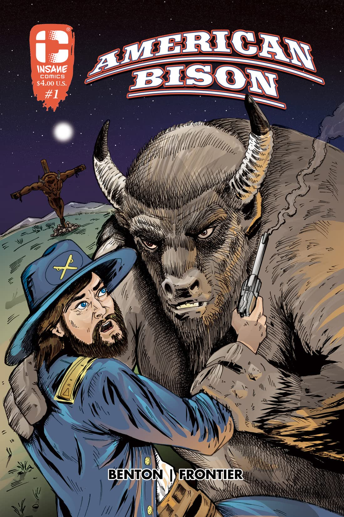American Bison #1