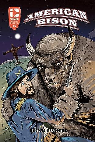 American Bison #1