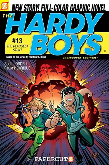 The Hardy Boys Vol. 13: The Deadliest Stunt