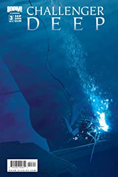 Challenger Deep #3 (of 4)
