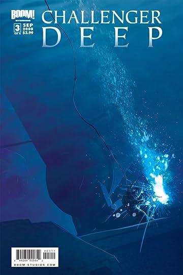 Challenger Deep #3 (of 4)