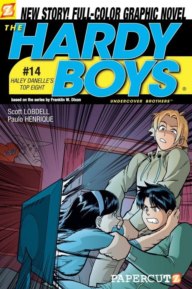 The Hardy Boys Vol. 14: Haley Danielle's Top Eight