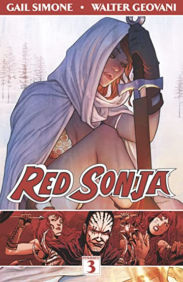 Red Sonja Tome 3: The Forging Of Monsters