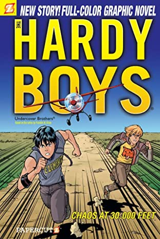 The Hardy Boys Vol. 19: Chaos At 30,000 Feet