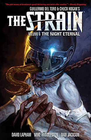 The Strain Vol. 6: The Night Eternal