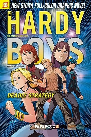 The Hardy Boys Vol. 20: Deadly Strategy