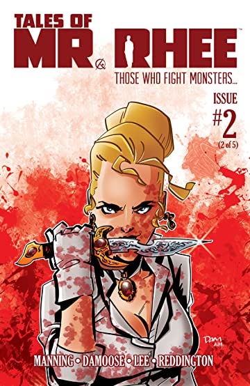 Tales of Mr. Rhee Vol. 3: Those Who Fight Monsters #2