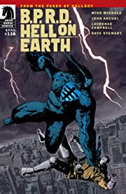 B.P.R.D. Hell on Earth #138
