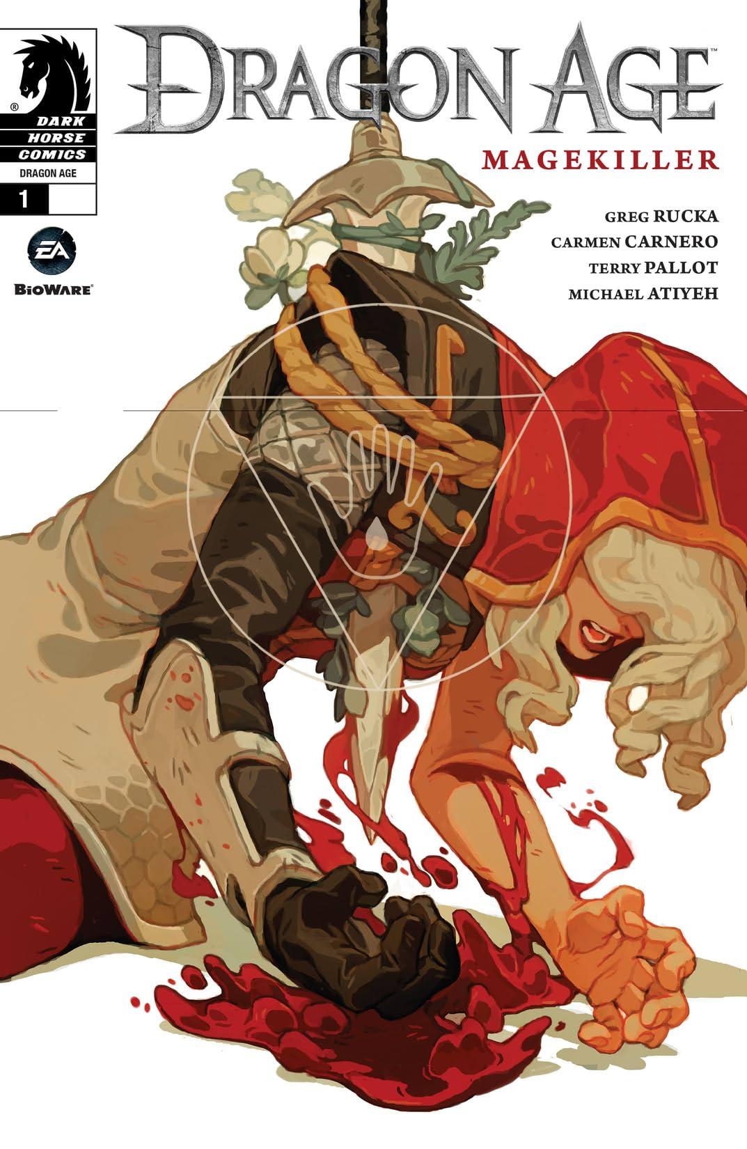 Dragon Age: Magekiller #1