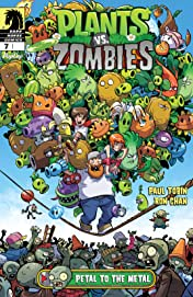 Plants vs. Zombies #7: Grown Sweet Home