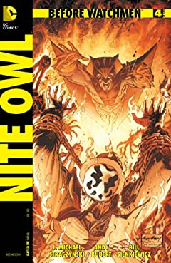 Before Watchmen: Nite Owl #4 (of 4)