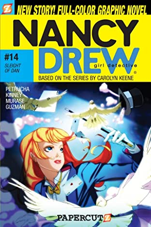 Nancy Drew Vol. 14: Sleight of Dan