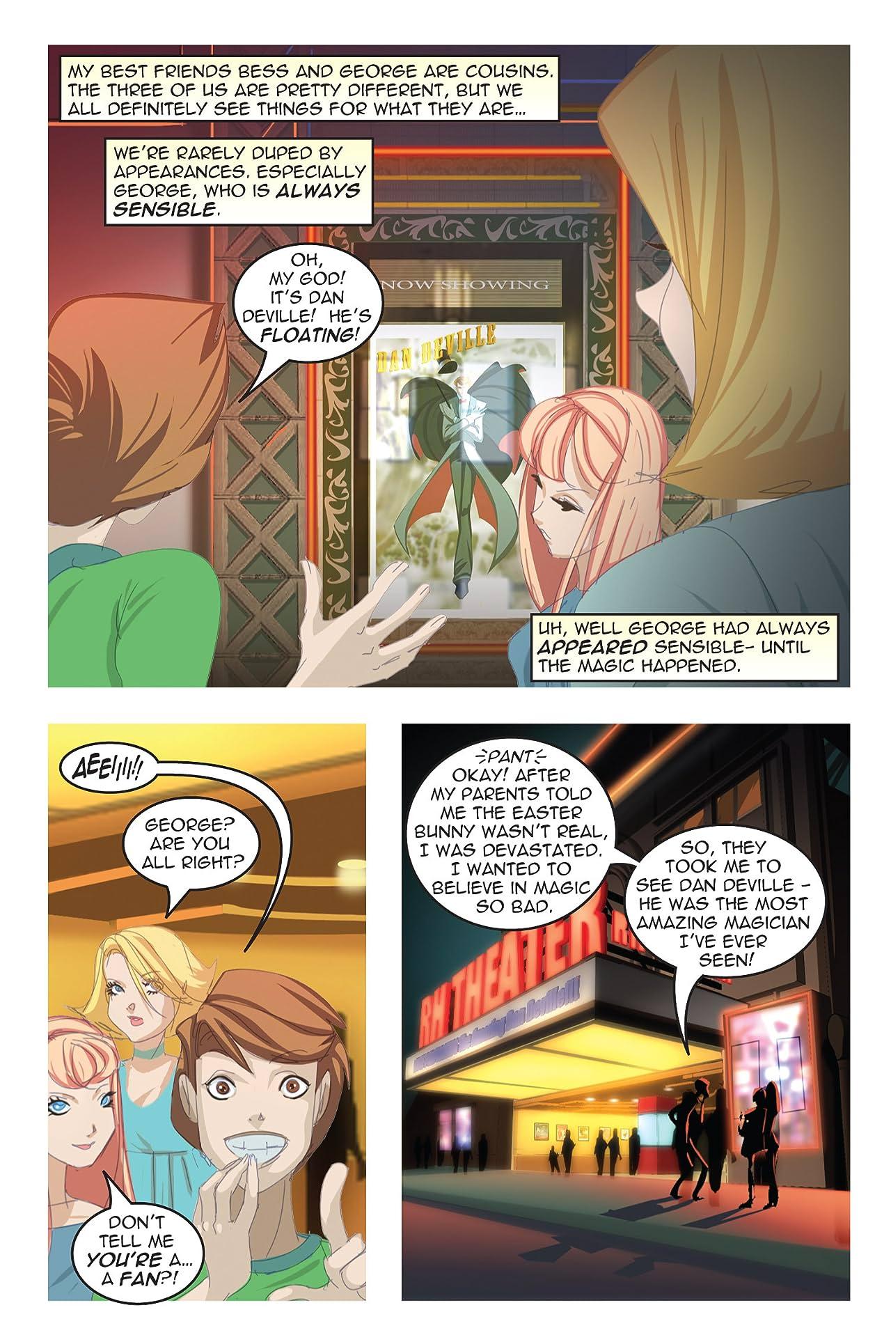 Nancy Drew Vol. 14: Sleight of Dan