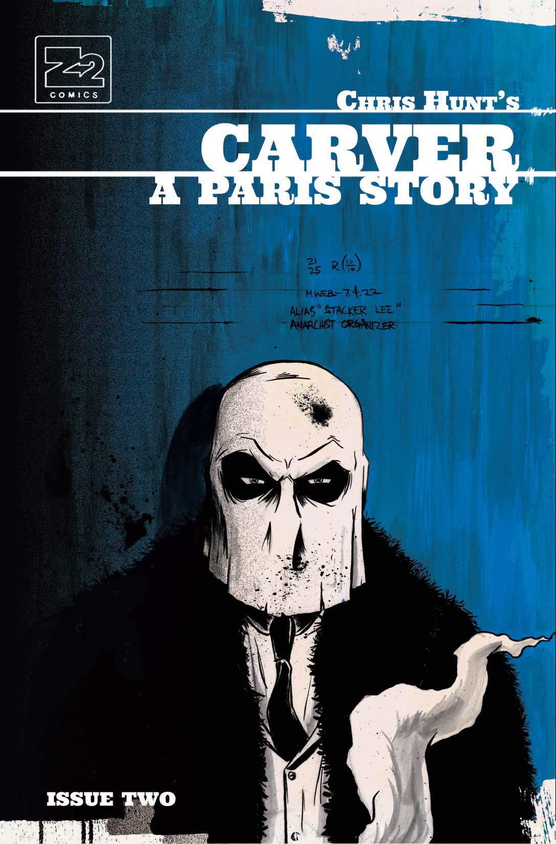 Carver: A Paris Story #2