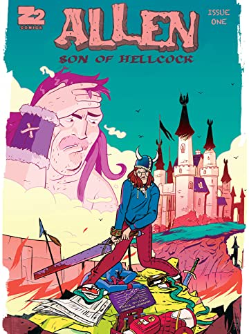 Allen, Son of Hellcock #1