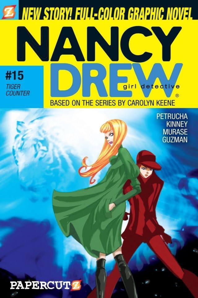 Nancy Drew Vol. 15: Tiger Counter