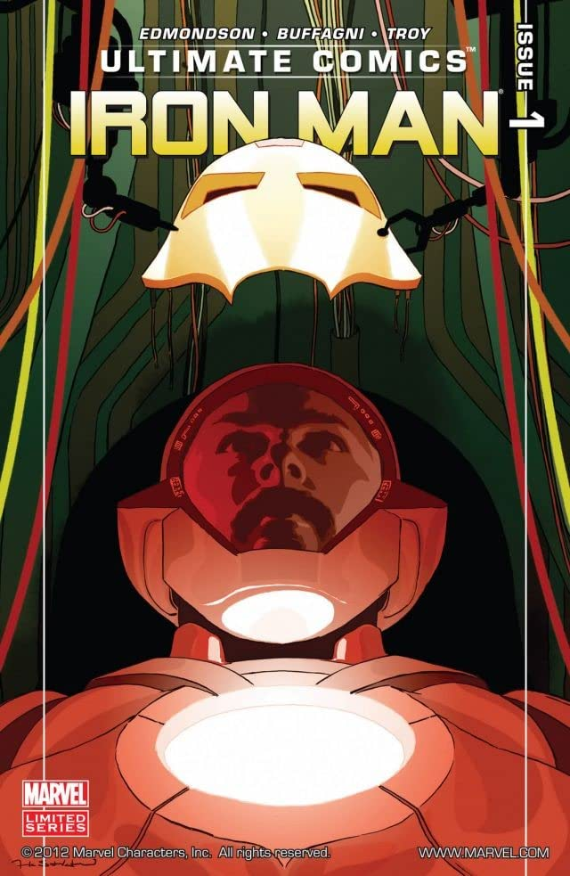 Ultimate Comics Iron Man #1 (of 4)
