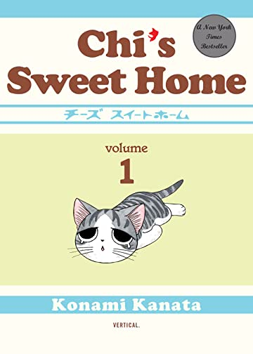 Chi's Sweet Home Tome 1