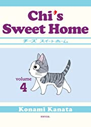 Chi's Sweet Home Vol. 4